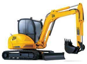 Excavator nou senile