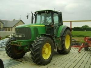 Tractoare John Deere Second Hand Tractor John Deere 6920S 166CP din 2002 25.800 Euro