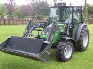 Tractor 50 60 cp