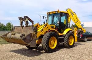 Buldoexcavator second hand jcb 4cx
