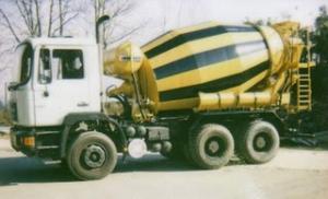 Masini transport beton
