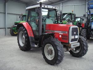 Tractor sh 4x4