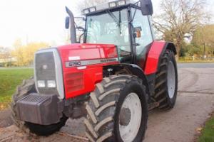 Tractor massey ferguson 130