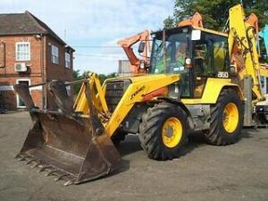 Ciocan hidraulic buldo excavator