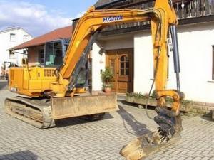 Excavator second hand mici