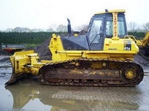 Komatsu d61ex buldozer
