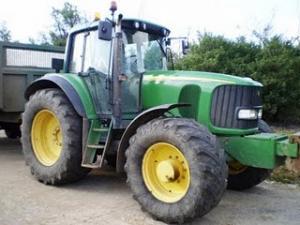 Tractor John Deere 6920 TLS 150 CP 2005 34100 Euro tractoare john deere second hand ieftine