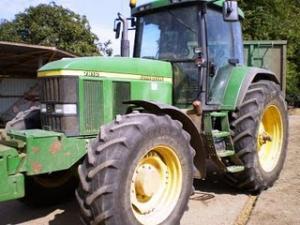 Tractor John Deere 7810 de vanzare second hand import stare buna preturi foarte bune vanzari tractoare john deere second hand