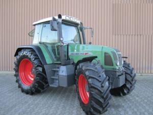 Tractor second hand fendt