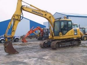 Excavator pe senile Komatsu PC 130-7K de vanzare second hand vand miniexcavator senile second hand import vanzari excavatoare miniexcavatoare second hand