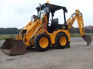 Jcb 1cx buldoexcavator