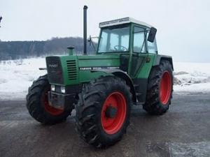 Tractor Fendt 312 LSA 120CP Second Hand de vanzare tractoare FENDT Ieftine 1992 15.300 Euro