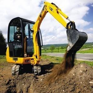 Mini escavatoare