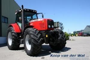 Tractoare Massey Ferguson 6485 Second Hand de vanzare tractor 160Cp din 2004 44.500 Euro