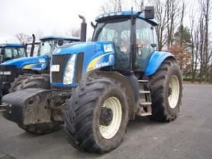 Tractor agricol sh