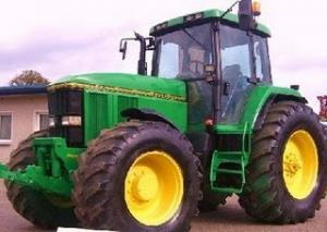 Tractor John Deere 7800 de vanzare second hand vanzari tractoare