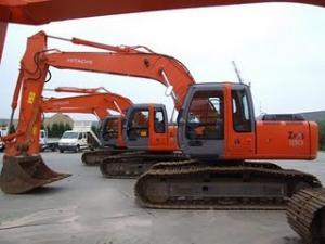 Excavator senile Hitachi Zaxis ZX 180 2006 17,6 tone- 53.600 Euro