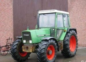Tractor fendt 308