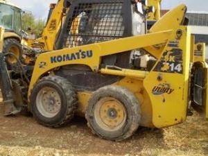 MiniIncarcator Frontal Second Hand Komatsu SK 714-5 mini incarcatoare-2361