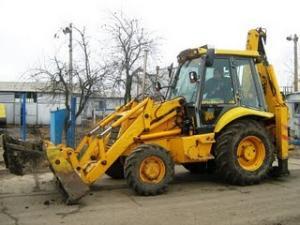 Jcb 3cx buldoexcavator
