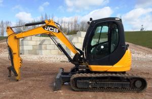 Midi Excavator JCB 8085 ZTS