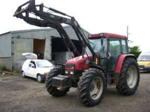 Tractor incarcator frontal si preturi