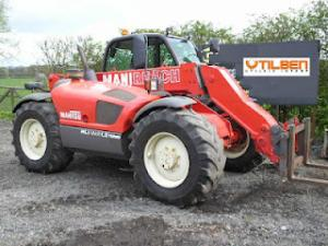 Incarcator telescopic Manitou MLT 633 Second-Hand 23.000 Euro
