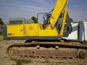 Excavator Hyundai 290 LC de vanzare second hand vanzari excavatoare