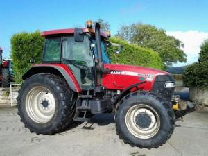 Tractor case mxm