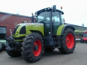 Tractor Claas ARES ATZ 697 NOU DEMONSTRATIV