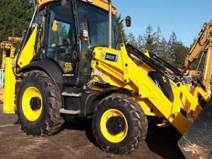 Utilaje buldo excavator