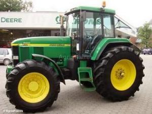 Tractor John Deere 7700 second hand de vanzare tractor john deere import Germania tractoare utilaje agricole