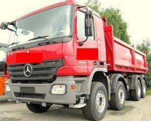 Basculanta Mercedes-Benz 4146 de vanzare NOU vanzari basculante leasing
