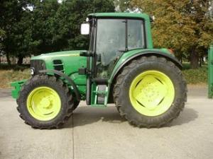 Tractor john deer 100cp