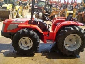 ANTONIO CARRARO TC 8400 F 85CP tractor 4x4 second hand ieftin tractoare
