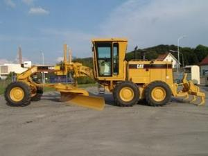 Grader Caterpillar 140H Nou Vanzari Gradere Noi Leasing Utilaje Asfalt import Germania