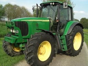 Tractor John Deere second hand de vanzare model 9620 160CP tractoare john deere