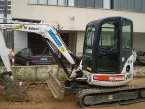 MiniExcavator SecondHand Bobcat 430 miniexcavatoare ieftine de vanzare 3-5 tone vanzari mini escavatoare bobcat jcb komatsu