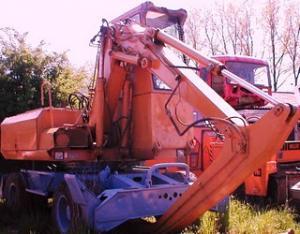 Oferta excavator zeppelin