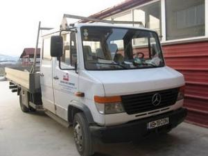 Autoutilitare de vanzare second hand camioneta mercedes vario masini