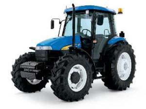 Tractor new holland tl 100
