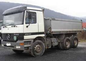 Cap tractor/ camion