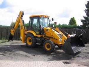 Oferta 0095 buldoexcavator JCB 3 CX Sitemaster 2008 garantie 12 luni vanzare