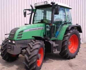 Tractor fendt farmer 1