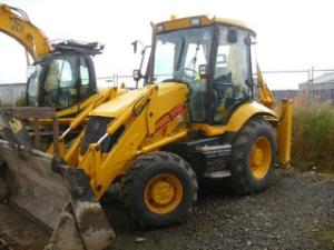 Jcb 3cx second