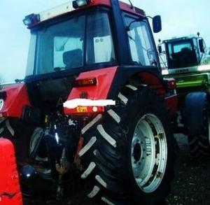 Tractor case ih 856