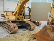 Excavator Caterpillar 325 LN de vanzare second hand vanzari excavatoare