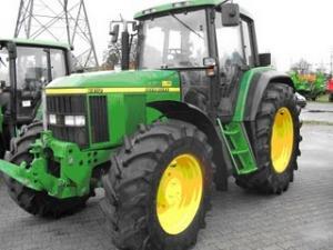 Tractor John Deere 6910 de vanzare second hand vanzari tractoare