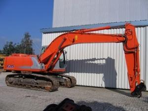 Oferta excavator fiat kobelco