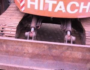 Excavator hitachi ex 60